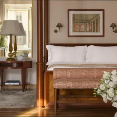 Four Seasons Hotel Milano 5* Люкс с различными типами кроватей фото 3