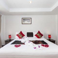 Отель Silver Resortel Номер Делюкс с двуспальной кроватью фото 7