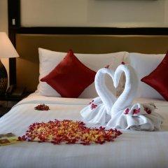 Отель Andaman White Beach Resort 4* Вилла с различными типами кроватей фото 23