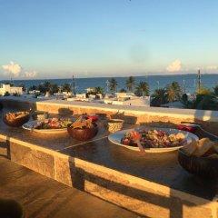 Отель The Mermaid Hostel Beach - Adults Only Мексика, Канкун - отзывы, цены и фото номеров - забронировать отель The Mermaid Hostel Beach - Adults Only онлайн питание