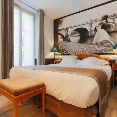 Отель Hôtel Atelier Vavin 3* Стандартный номер с различными типами кроватей фото 17