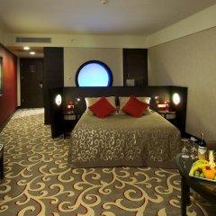Отель Cornelia Diamond Golf Resort & SPA - All Inclusive 5* Стандартный номер с различными типами кроватей фото 9