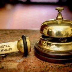 Отель Emmaus гостиничный бар