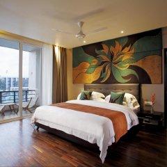 Отель Centara Ceysands Resort & Spa Sri Lanka 5* Люкс повышенной комфортности с различными типами кроватей фото 7