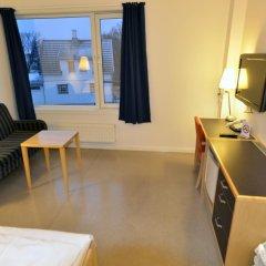 Zefyr Hotel Стандартный номер с 2 отдельными кроватями фото 5