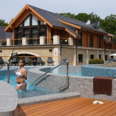 Отель Avalon Resort & SPA бассейн фото 3