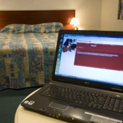 Отель Travelstop Inn удобства в номере фото 2