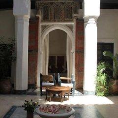 Отель Dar El Qadi Марокко, Марракеш - отзывы, цены и фото номеров - забронировать отель Dar El Qadi онлайн интерьер отеля фото 3