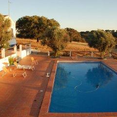 Отель Casa Monte dos Amigos бассейн фото 2