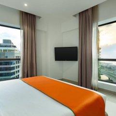 Ramada Hotel & Suites by Wyndham JBR 4* Апартаменты с 2 отдельными кроватями фото 9