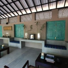 Отель Yala Villa Шри-Ланка, Тиссамахарама - отзывы, цены и фото номеров - забронировать отель Yala Villa онлайн интерьер отеля фото 3