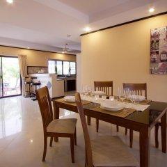 Отель Magic Villa Pattaya 4* Вилла Делюкс с различными типами кроватей фото 20