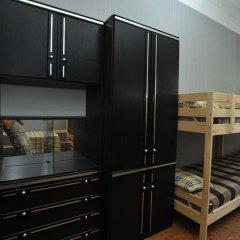 Хостел Камелия Кровать в общем номере двухъярусные кровати