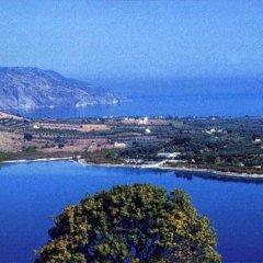 Отель Villa Christiana пляж