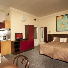 Апартаменты Anyday Apartments Улучшенная студия с различными типами кроватей фото 7