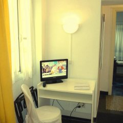 Hotel Agnello dOro Genova 3* Номер категории Эконом фото 9