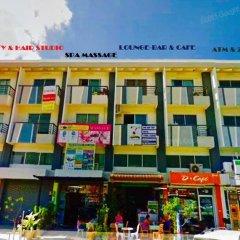 Отель Phuket Penthouse бассейн фото 2