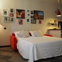 Отель La Dimora di Palazzo Serra Генуя комната для гостей фото 2