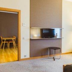 Гостиница Holiday Inn Moscow Tagansky (бывший Симоновский) 4* Представительский люкс с различными типами кроватей фото 2
