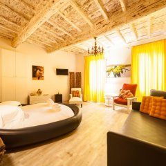 Отель Babuccio Art Suites Италия, Рим - отзывы, цены и фото номеров - забронировать отель Babuccio Art Suites онлайн комната для гостей фото 4