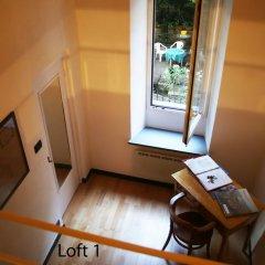 Отель Loft in San Lorenzo Генуя интерьер отеля