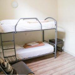 Mad4you Hostel Кровать в общем номере с двухъярусной кроватью фото 3