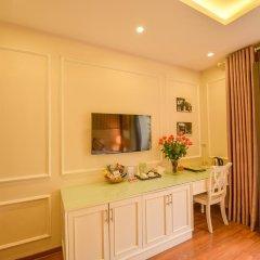 Hanoi HM Boutique Hotel 3* Стандартный номер с двуспальной кроватью фото 7