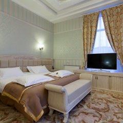 Гостиница Happy Inn St. Petersburg 4* Стандартный номер с двуспальной кроватью фото 7