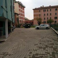 Отель Residence Parmigianino Парма парковка