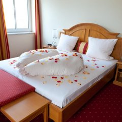 Отель Langwieder See Германия, Мюнхен - отзывы, цены и фото номеров - забронировать отель Langwieder See онлайн комната для гостей фото 2