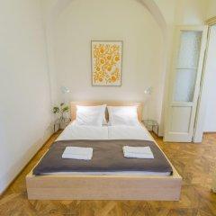 Апартаменты Bohemia Apartments Prague Centre Апартаменты с различными типами кроватей фото 23