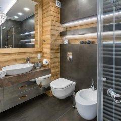 Отель Apartamenty Pod Giewontem Lux&spa Zakopane Закопане ванная