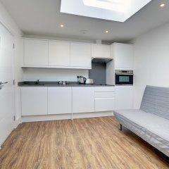Апартаменты Linton Apartments Студия Делюкс с различными типами кроватей фото 5
