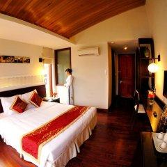 Отель Vinh Hung Emerald Resort Номер Делюкс фото 4