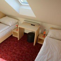 Hotel Pivovar 3* Номер Эконом с двуспальной кроватью фото 3