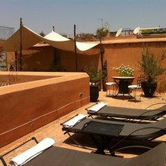 Отель Riad Dar Nabila 3* Стандартный номер с различными типами кроватей фото 16