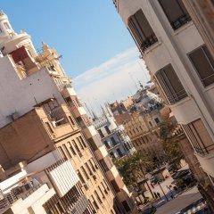 Отель My Loft 4 You Ayuntamiento Испания, Валенсия - отзывы, цены и фото номеров - забронировать отель My Loft 4 You Ayuntamiento онлайн балкон
