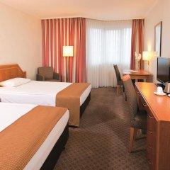 Leonardo Hotel Düsseldorf City Center 4* Стандартный номер с разными типами кроватей