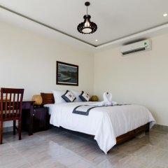 Отель The Moon River Homestay & Villa 3* Номер Делюкс с различными типами кроватей фото 2