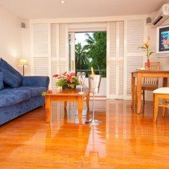 Отель The Pearl South Pacific Resort 4* Люкс с различными типами кроватей фото 7