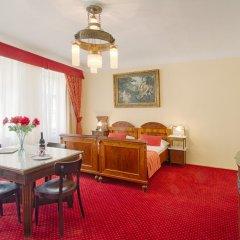Hotel Waldstein 4* Стандартный номер с двуспальной кроватью фото 8