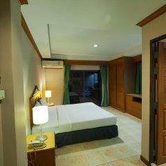 Отель Golden Villa 3* Улучшенный номер с различными типами кроватей фото 2