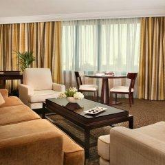 Отель Roda Al Bustan Люкс с различными типами кроватей фото 6