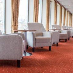Отель OnRiver Hotels - MS Cezanne Будапешт интерьер отеля фото 2