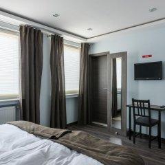 Отель Bürgerhofhotel 3* Стандартный номер с двуспальной кроватью фото 18