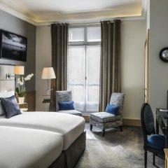 Отель Sofitel Paris Baltimore Tour Eiffel 5* Номер Делюкс фото 10