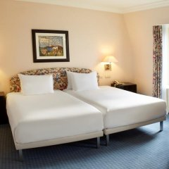 Отель Hilton Brussels Grand Place 4* Номер Делюкс с 2 отдельными кроватями фото 2