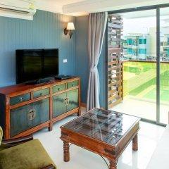 Отель Rocco Huahin Condominium Апартаменты с 2 отдельными кроватями фото 6