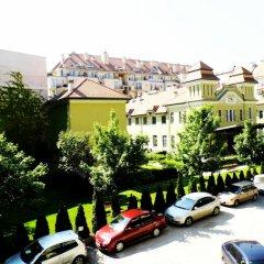 Budapest Budget Hostel Стандартный номер фото 17