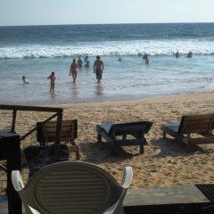 Отель Apollo Hikkaduwa Шри-Ланка, Хиккадува - отзывы, цены и фото номеров - забронировать отель Apollo Hikkaduwa онлайн пляж